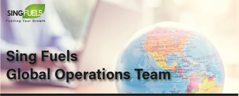 Sing Fuels Global Operations Team