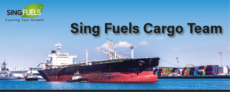 Sing Fuels Cargo Team